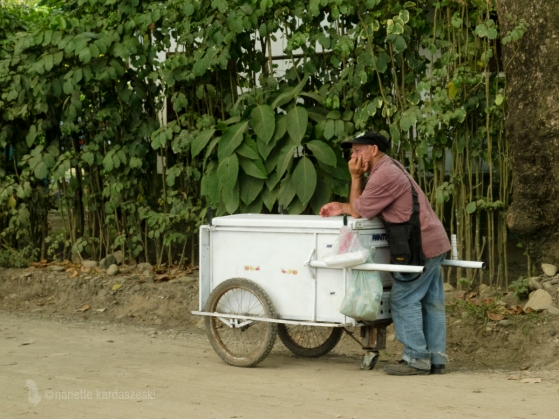 Dominical vendor.